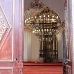 Entrons dans la mosquée Aziziye à Konya