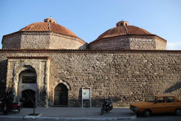 Hammam Hacı Hekim à Bergama