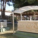 Jardin du musée archéologique d'Alanya
