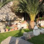 Jardin du musée de Pergame