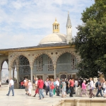 Kiosque de Bagdad au palais de Topkapı