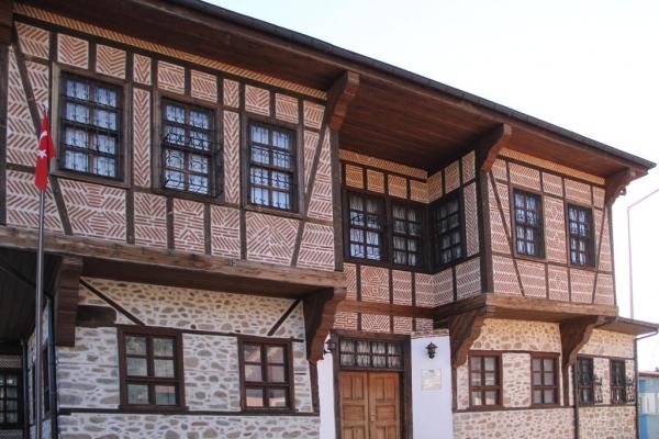 Konak Zaim Ağa à Sivrihisar