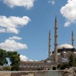 La mosquée Selimiye d'Edirne