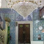 La mosquée aux faiences à Üsküdar