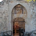 La porte d'entrée de la forteresse d'Alanya