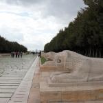 L'allée des Lions, Anıtkabir à Ankara