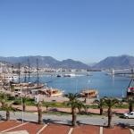 Le port d'Alanya