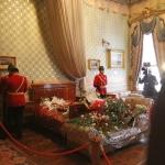 Lit de mort d'Atatürk au palais de Dolmabahçe