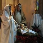 Messe de Noel à l'église Saint-Antoine d'Istanbul