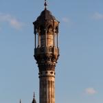 Minaret de la mosquée Aziziye à Konya