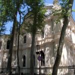 Mosquée Küçük Mecidiye à Beşiktaş