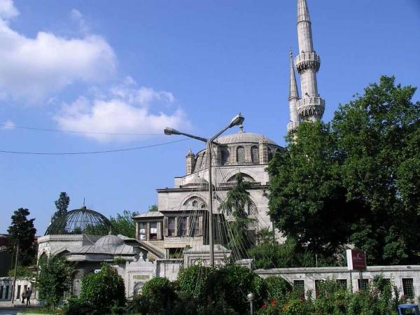 Mosquée Yeni Valide à Üsküdar