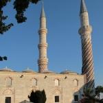 Mosquée aux 3 Balcons d'Edirne