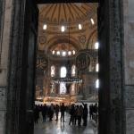 Porte impériale de Sainte-Sophie