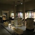 Salle du musée archéologique d'Alanya