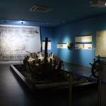 Salon de la mer - musée archéologique d'Alanya
