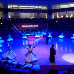 Sema à Konya pour la commémoration de la mort de Rumi