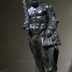 Statue d'Heraklès, musée archéologique d'Alanya