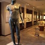 Statue de bronze de Dyonisos, musée des civilisations anatoliennes à Ankara