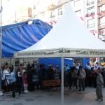 Tente pour l'iftar à Şişli