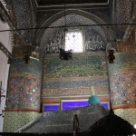 Tombeau de Rumi à Konya