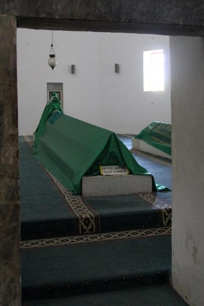 Tombeau de Seyyid Battal Gazi