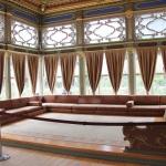 Un salon du palais de Topkapı