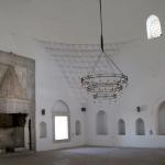 Une des salles du complexe de Seyyid Battal Gazi