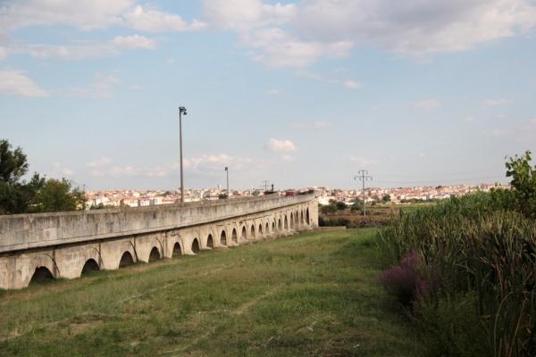 Uzunköprü et son pont historique en pierre