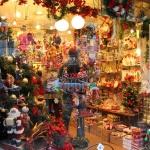 Vitrine de Noel à Kurtuluş, Istanbul