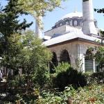 jardin de la mosquée Valide Atik à Üsküdar