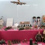 une vitrine du musée du jouet d'Antalya