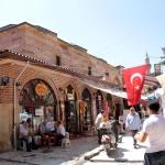 Dans le bazar ottoman de Merzifon