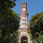 La tour de l'horloge de Merzifon