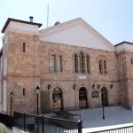 l'ancienne église arménienne de Merzifon