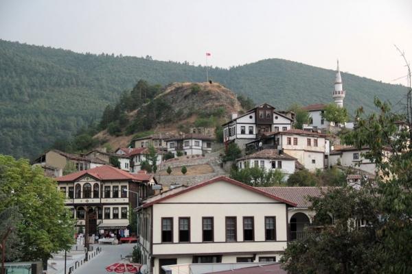 La petite ville de Tarakli