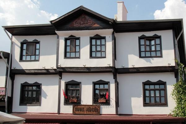 Maison traditionnelle de Beypazarı