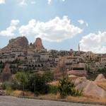 Üçhisar en Cappadoce