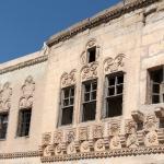 Façade traditionnelle d'Üçhisar