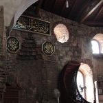Mirhab de la mosquée Sainte-Sophie d'Iznik