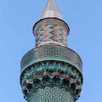 Minaret de la mosquée verte d'İznik