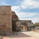 Porte de Yenişehir à Iznik