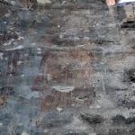 Reste de fresque dans la Mosquée Sainte-Sophie d'Iznik