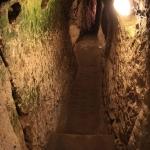Dédale de la ville souterraine de Derinkuyu