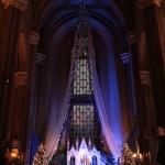 Creche et décor église St-Antoine, Istanbul