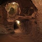 Ville souterraine de Derinkuyu