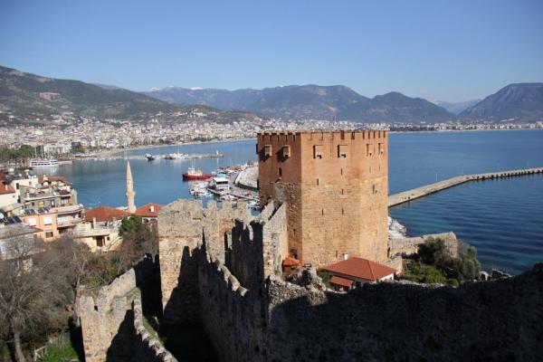 Citadelle d'Alanya