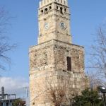Tour de l'horloge Antalya