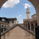 Entrée du musée Hacikbektaş