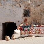 Etalage de potier à Avanos